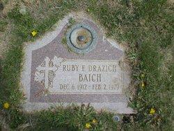 Ruby Drazich Baich