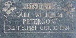Carl Wilhelm Peterson