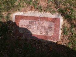 Mabel Joanna <I>Logue</I> Hopkins