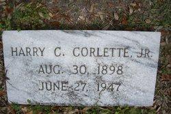 Harry Churchill Corlette, Jr