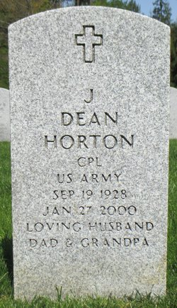 Junior Dean Horton