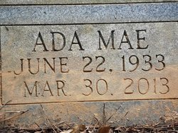 Ada Mae Adams