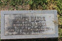 James G. Baber, Jr