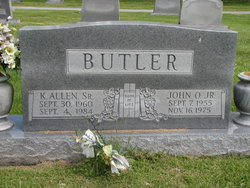 K. Allen Butler, Sr