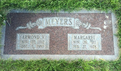 Margaret <I>Shaw</I> Meyers