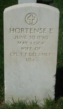 Hortense E Delaney