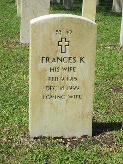 Frances K Gartside