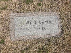 Mary Josephine <I>Driscoll</I> Dwyer