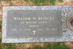 William Hugh Bridges