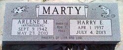 Harry E Marty