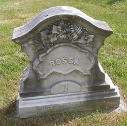 Rossa S <I>Pratt</I> Jones