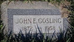 John Edward Gosling