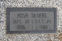 Rosa <I>Davenport</I> Silvers
