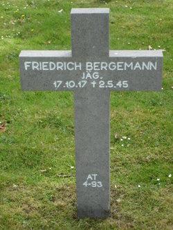 Friedrich Bergemann