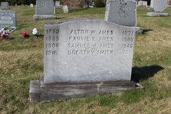 Fannie E <I>Nash</I> Ames
