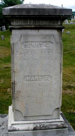 Mary Florence <I>Doe</I> Rose