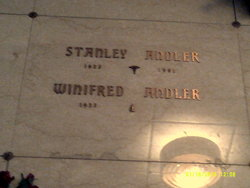 Winifred <I>Gallagher</I> Andler