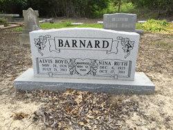 Nina <I>Briles</I> Barnard