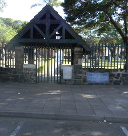 Durban Military Cemetery
