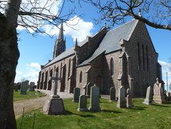 St James' Episcopal Graveyard