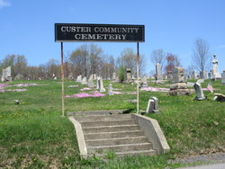 Custer Community Cemetery