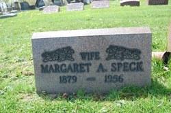 Margaret A Speck