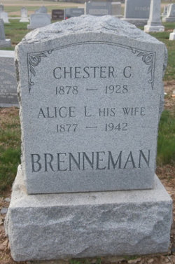 Alice L <I>Althouse</I> Brenneman