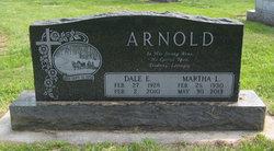 Martha Loretta <I>Phillips</I> Arnold