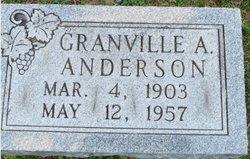 Granville A Anderson