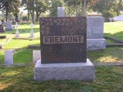 Elizabeth <I>Schmieder</I> Fremont