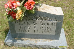 Helen <I>Wilemon</I> Wood
