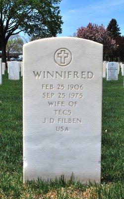 Winnifred Filben