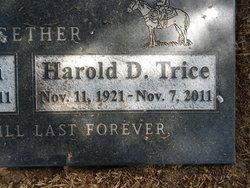 Harold D. Trice