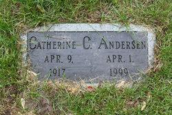 Catherine C Andersen