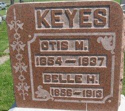 """Otis M. """"O.M."""" Keyes"""