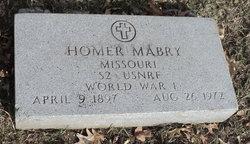 Homer Mabry