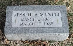 Kenneth A. Schwind