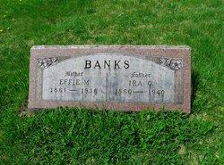 Ira O Banks