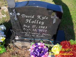 David Kyle Holley