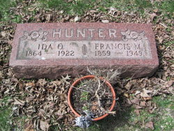Francis M Hunter