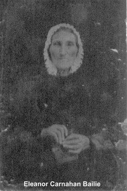 Eleanora Ellen <I>Carnahan</I> Bailie