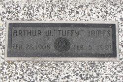 "Arthur W. ""Tuffy"" James"