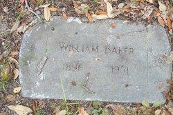 William Baker Fountain
