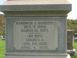 Amanda A. Babcock