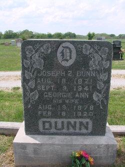 Joseph Zebulon Dunn