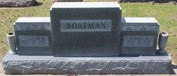 Ethel <I>Fox</I> Boatman