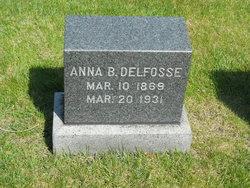 Anna B <I>Thompson</I> Delfosse