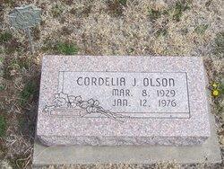 Cordelia Jane <I>Bridges</I> Olson