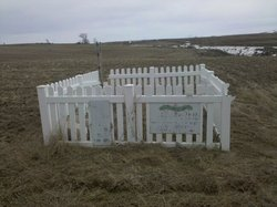 Richard Leigh Burial Site