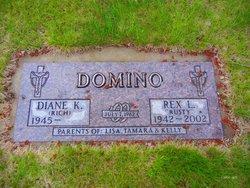 "Rex LeRoy ""Rusty"" Domino"